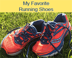 my favorite running shoes